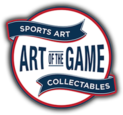 Art of the Game - Sports Art Collectibles