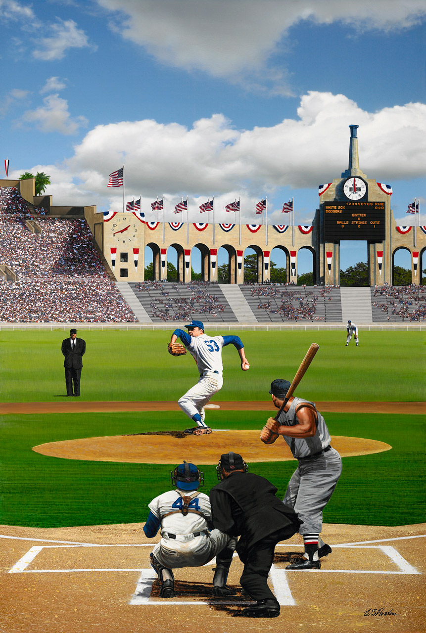 Bill Purdom Art Of The Game