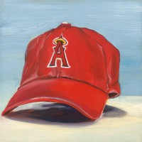 Angels cap by Lindsay Frost